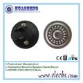 Produttore professionale vendita calda 45,5 millimetri rotondo electret microfono trasmettitore