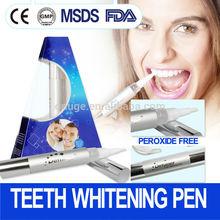 4ml 6%HP Luxury Silver Whitening Pen, Dental Stain Remover