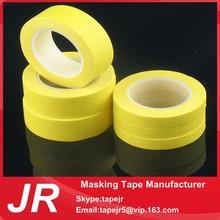 heat resistant masking tape, brown masking tape, masking tape manufacture