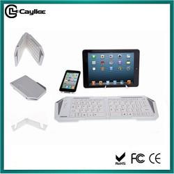 mini bluetooth keyboard,ultrathin/compatible folding wireless bluetooth keyboard