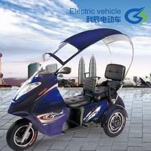 three wheel electric motor bike in Asia area