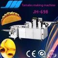 Totalmente jh-698 tamales automático que hace la máquina