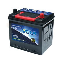55D23RMF/MF55D23L/MF55D23R/55D23LMF long service life 12V car battery for car and truck and auto