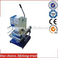 TJ-30 Manual wallet /handbag/embossing machine/bag embosser/printer