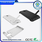 External Pack Battery Power Bank Backup Battery Charger Case Cover For Samsung Galaxy S5 I9600 Cell Phone Chargers