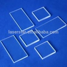 BK7, B270, Quartz, Fused silica Sapphire Optical Window