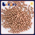 2014 precio de fábrica de la venta caliente de grado de alimentos spa dechlorinatio bola de cerámica inerte