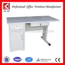 China Supplier office steel desk walmart laptop desk