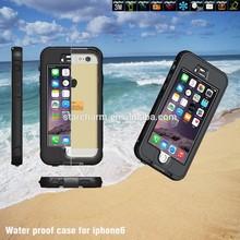 Smart Phone Waterproof Bag ,Customized Design Stylish Waterproof Case for Iphone6