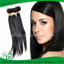 Cheap weave hair online straight human hair permanent hair extensions