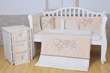 Velvet Clothesline Baby crib beddings