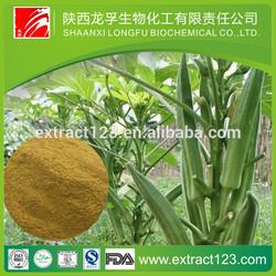 Manufacturer sales dried okra powder