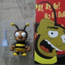 munny design/bearbrick toy/blank art toy