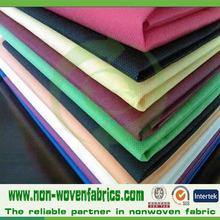 Fabric Upholstery pp nonwoven fabricas de tela