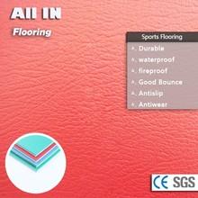 New Excellent Plastic sports flooring ceramic floor tile hs code