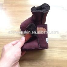 Sheepskin Shoes Lining Natural Fur Shoes
