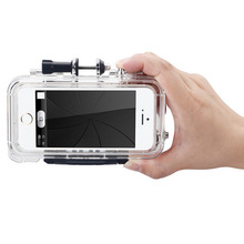 Professional Outdoor Sports Device Waterproof 10M Action Camera Case for Iphone 5/5S