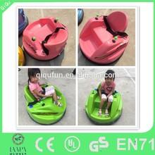children's entertainment battery operated kids bumper car