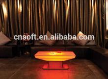 Hotsell ETL CE 2014 got sale illuminated led bar table