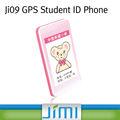 Cartão de identificação de estudante software de rastreamento de telefone com números especiais para SOS rápido de emergência - disque e 2.4 GHz RFID para estudante attendanc