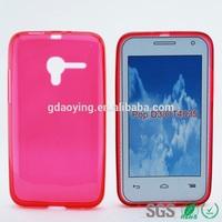 Clear phone case for Alcatel POP D3 OT4035