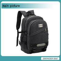 Mens canvas sport backpack rucksack