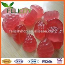 Pectin Vegetarian Calcium+Vitamin D vitamin gummies