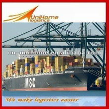 logistics services china to Costa Rica