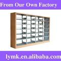 utiliza la escuela muebles de bibliotecla diseños de estanterías de madera