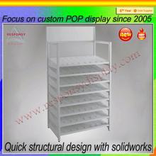floor custom design big strong metal exhibitors