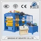 block making machine QT10-15 cement brick making machine
