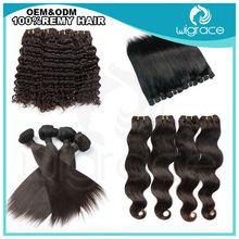Tangle & shedding Free full cuticle unprocessed Princess hair black women love factory wholesale futura fiber hair extension