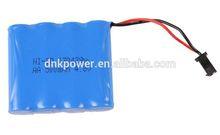 battery pack nimh battery pack 4.8v