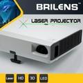 de alta calidad led dlp 50000 horas real 3d 3800 láser lúmenes proyector home cinema