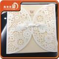 simple diseño popular hecho a mano de la boda de lujo tarjeta de invitación