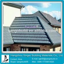 New Stone Coated Metal Roof Tile/Steel Roof Tile/Metal Roof Shingle