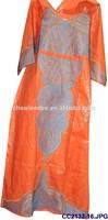 CC2132-16 Fashion design wholesale price African traditional batik dress riche, kaftan clothing