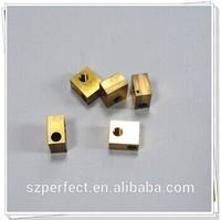 China OEM mass production and prototype cnc machining brass parts,CNC turning machined brass mechanical parts