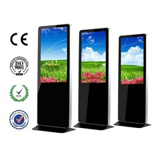 42 Inch IR Touchscreen Free Standing All In One PC TV