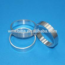 precision aluminum cnc turning work