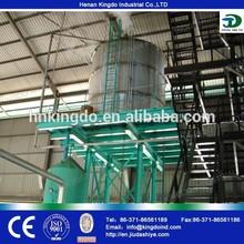 palm kernel oil making machine, Crude palm oil refining line