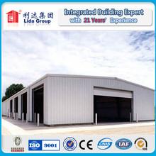 Steel Structure Construction Environmental Free design Storeroom metal building warehouse