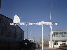 China 2kva wind mill, small wind turbine generator 2kw for home use