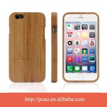 High quality for iphone 6 case wood /custom plain wood for iphone6 case/wholesale blank wood case for iphone