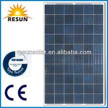 factory direct sale solar panel photovoltaic 250 watt poly