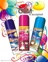 2014 Snow Spray Christmas Decoration Spray White Flake Craft Snow Spray