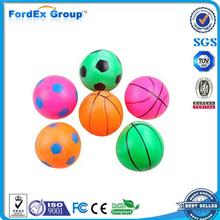 soccer high bouncing ball pvc ball