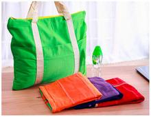 Foldale Large Capacity Leisure Shopping Bag Multi-function Organizer Bag In Bag