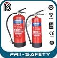 El pri- seguridad de polvo seco extintor de incendios 9kg extintor de capacidad con el ce certificado en3