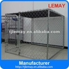 2014 wholesale galvanize tube durable pet dog cage cover
